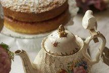 Old English Afternoon Tea
