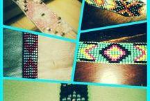diy armbanden zelf gemaakt