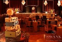 Old World Travel Wedding / Hudson Valley Winter Wedding. Planned, Designed & Produced by www.swankproductions.com