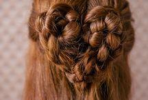Hajak/Frizurák / Megmutatom hogyan készíts akár magadnak vagy másoknak szép frizurát és azt is ,hogyan néznek is ki .