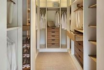 * House : Walk In Closet Inspiration *