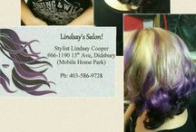 Lindsay's Salon / Hair service