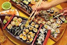 Sushi me baby!