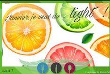 Janvier, Je veux ... Du Light