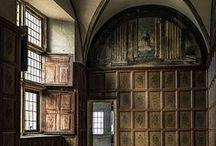 ancient interiors