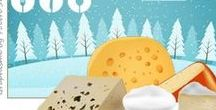 Fromages des neiges ... mon coeur amoureux