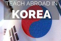 "South Korea / Teaching English in South Korea!! ""Changwon city South Korea"""