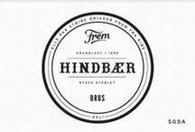 Branding / An inspiring collection of logos and general branding bits