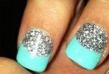 my nails / by Chloe Whitrock