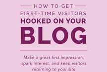 Blog - and why it is and effective marketing tool / Inspiration, Tips and Tricks for better Blogging