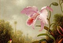 Flower painting ideas