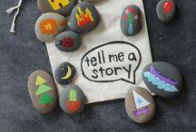 Creative writing and storytelling