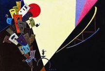 Kandinsky, Jawlensky, Münter, von Werefkin