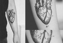 INSPIRATION/ Tatouages
