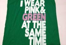 All Things PINK & GREEN / by Bridgette Watkins