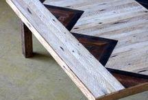 · deco · / pintura · muebles · tejidos · colores · madera ·metal