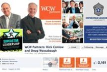 Social Media / Connect with WCW Partners on many other social media sites besides Pinterest!