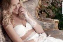 Ivette Bridal / Ivette Bridal - designed and made in Barcelona Spain / by Valens Lingerie
