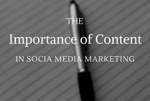 Social media / Tips and tricks for good Content and Tools to measure results
