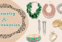 Jewelry / Shop online for fashion jewelry, watches, shoes, handbags, women's clothing and accessories from One Shop Usa. Get a laest collection of  necklaces, bangles and pendants to bracelets, fashion rings and more