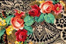 Floral & Foliage Patterns