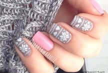 Nail Art / What women doesn't love a touch of class & one thing men always notice are your hands! so take care of them..