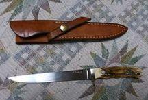 Knife / Various cutlery / by Shigenobu Fujii