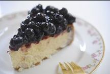 Cheesecakes, Pies and Tarts