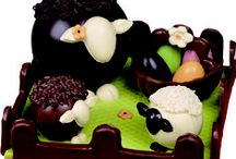 PAQUES  MAITRES CHOCOLATIERS 2015