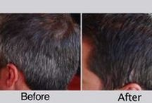 Men's grooming / We offer all types of men's hair cuts