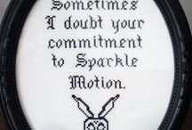 subversive and cross stitch