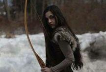 Female Archers