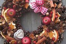 venčeky-jarné,celoročné,jesenné a vianočné / venčeky na každý deň v roku