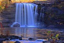 North Alabama Waterfalls