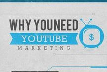 Youtube - as a marketing channel / Tips and tricks for using Youtube as brand building and effective marketing.