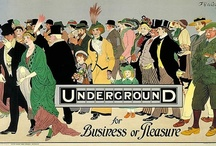 London Underground Posters