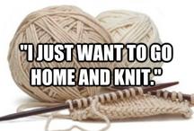 Knitting Humour