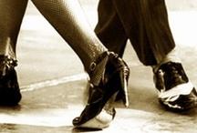 Dance:  Ballroom & Latin