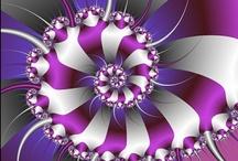 Colour:  Lavender, Lilac and Purples