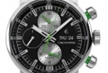 Chronoswiss Allrounder / by Chronoswiss Watches