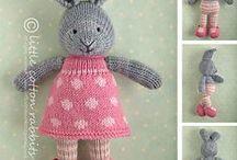 Knitting & Crochet / Knitting. And crochet!  / by Kathryn Thompson