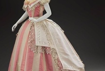 XIX. century clothes