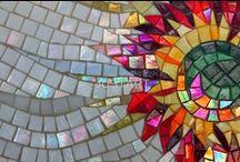 Crafts:  Mosaic