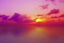 Nature:  Sunrise & Sunset