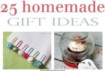 DIY:  Homemade Gifts