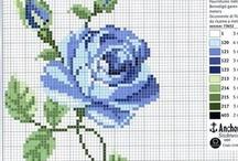 Crafts:  Cross Stitching