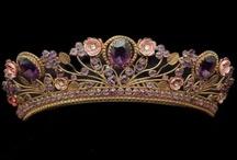 Diadémok, tiarák - Diadem, tiara