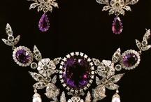 Ékszerek - Lila / Jewels - Purple & violet