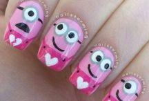 ♥nails♥ / by KWillard Girl