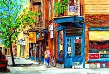 Scenic Streets